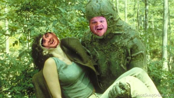 #57 Swamp Thing