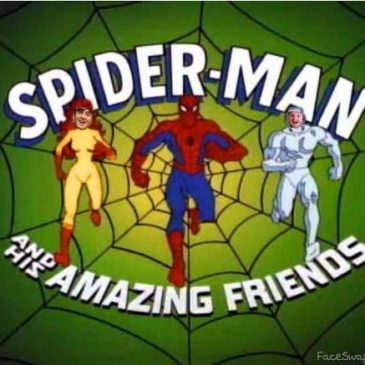 #74 Spider-Man