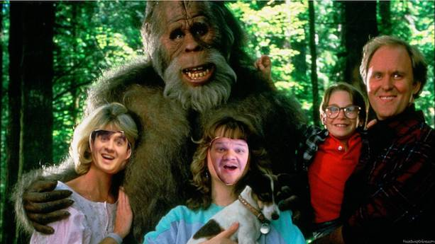 #106 Harry and the Hendersons