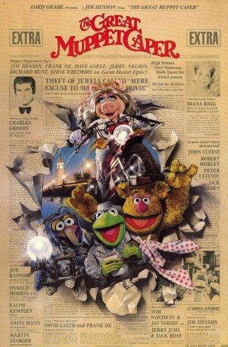 #115 The Great Muppet Caper (Clip)