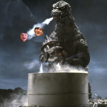 #126 Godzilla