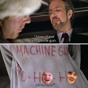 #143 Die Hard (Clip)