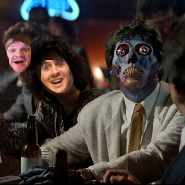#158 They Live