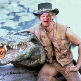 #196 Crocodile Dundee